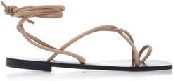 Kinsley Leather Sandals