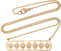 Pearl Gladiator Necklace