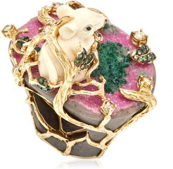 Wendy Yue Curious Rat Ring