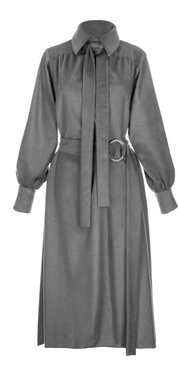 Escvdo Dax Belted Trench Coat