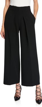 Melthan Wide-Leg Trousers