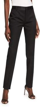 Slim-Leg Trousers