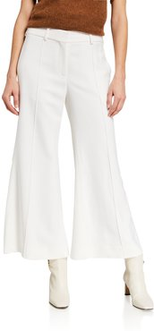 Bruce Wide Leg Crop Pants