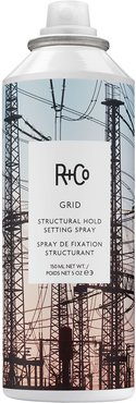 GRID Structural Hold Setting Hair Spray, 5 oz./ 193 mL