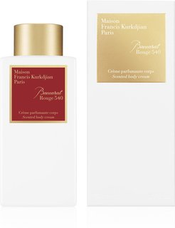 Baccarat Rouge 540 Scented Body Cream, 8.5 oz./ 250 mL