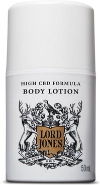 High CBD Formula Body Lotion - Signature Fragrance, 1.69 oz./ 50 mL