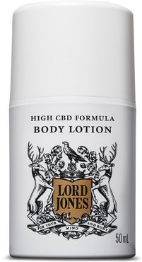 High CBD Formula Body Lotion - Fragrance Free, 1.69 oz./ 50 mL