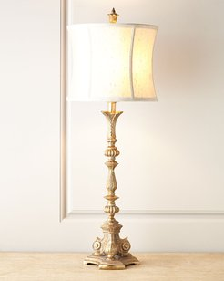 Silver Etienne Table Lamp