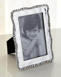 """Giftables Organic Pearl Picture Frame, 4"""" x 6"""""""