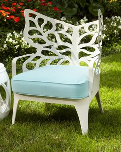 Butterfly Lounge Chair Cushion