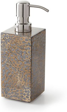 Callas Silver Soap Pump Dispenser