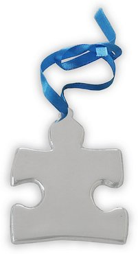 Holiday Autism Ornament