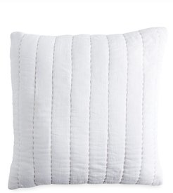 Pure Quilted Voile Decorative Pillow