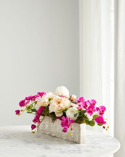 Raspberry Delight Floral Arrangement