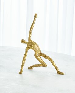 Figural Male Dancer Yoga