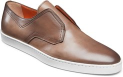 Icarius Leather Low-Top Sneakers