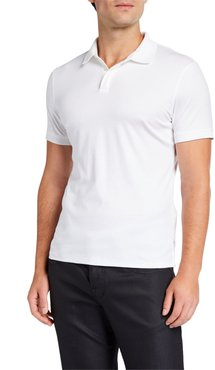 Basic Cotton Polo Shirt