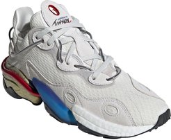 Torsion X Multicolor-Sole Runner Sneakers