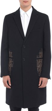 Blurred FF-Detail Overcoat