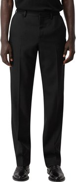 Wool Formal Pants w/ Double-Layer Pockets