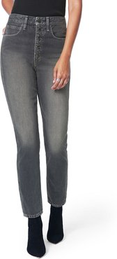 The Danielle Vintage High-Rise Straight Jeans