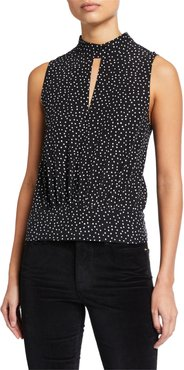 Sleeveless Party Top