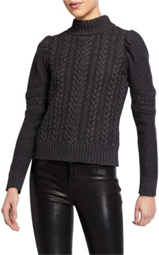 Isabelle Cable Knit Sweater