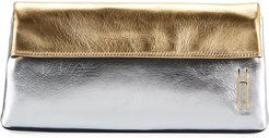 East-West Fold-Over Clutch Bag