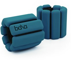 Bala Blue Weighted Resistance Exercise Band Set of Two