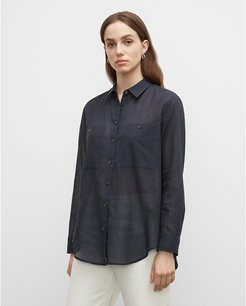 Blueberry Marnee Shirt in Size S