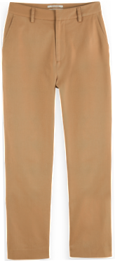 Abott - Stretch twill Regular fit stretch chino