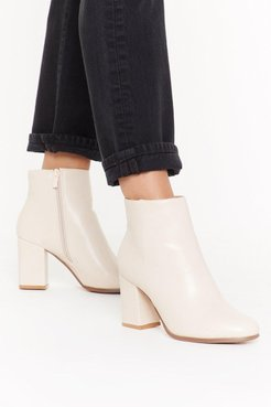 Boot Nothing Heeled Ankle Boots