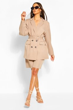 Tailored City Shorts - beige - 10