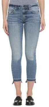 Skinny Chelsea Cropped Jeans