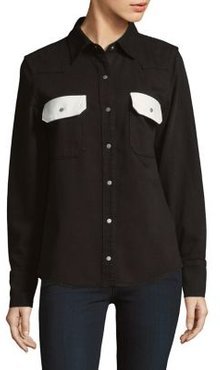 Archive Western Button-Down Shirt