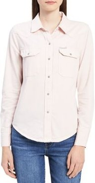 Relaxed-Fit Cotton Button-Down Shirt