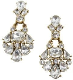 Occasion Crystal Statement Earrings