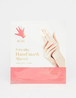 Baby Silky Hand Mask - Clear