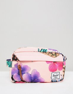 Herschel Chapter Carry-On Cosmetics Case - Pink