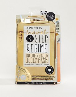 Oh K! 8 Step Travel Mask - Clear