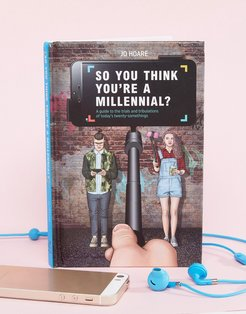 So You Think You're a Millennial Book - Multi