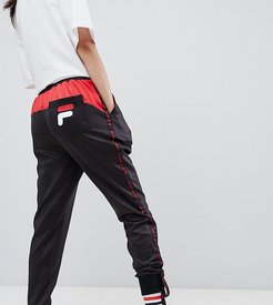 x Fila Joggers With Taping - Black