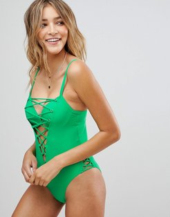 Riviera Swimsuit - Green