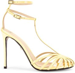 Stella Sandal in Yellow