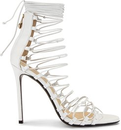 Caroline Sandal in White