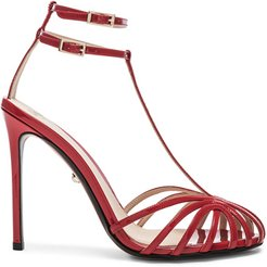 Alevi Stella Sandal in Red