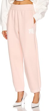 Puff Paint Pant in Pink
