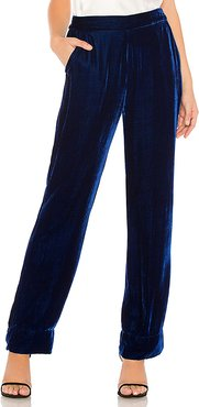 Hannah Pant in Royal. - size L (also in S,XS)