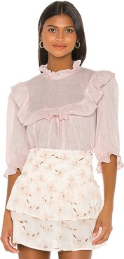 Leblon Top in Pink. - size M (also in L,S,XS)