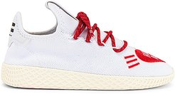 Tennis Hu Human Made Sneaker in White. - size 6 (also in 5,8,4)
